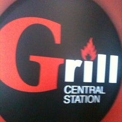 Photo taken at The Grill by Christopher B. on 8/22/2012