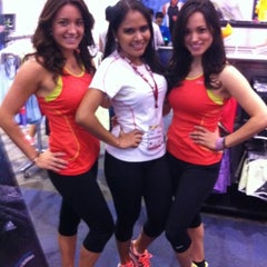 Photo taken at Expo Triatlon WTC by Carrizosa on 8/3/2012