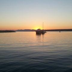 Photo taken at Illa Tabarca | Isla de Tabarca by Joaquin G. on 7/18/2012
