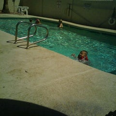 Photo taken at The Pool @ 8th St. by Jason M. on 4/21/2012