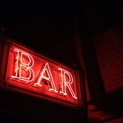 Photo taken at Tribeca Tavern by Tommy B. on 5/16/2012
