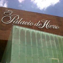 Photo taken at El Palacio de Hierro by Ana C. on 7/21/2012