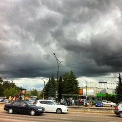 Photo taken at Kalevi peatus by Vitali K. on 6/18/2012