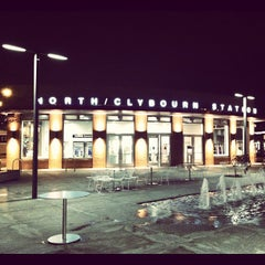 Photo taken at CTA - North/Clybourn by Timothy C. on 4/2/2012