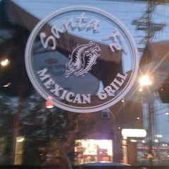 Photo taken at Santa Fe Mexican Grill & Bar by Vicki M. on 4/16/2012