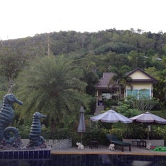 Photo taken at Thai Modern Resort & Spa by Anna S. on 4/9/2012