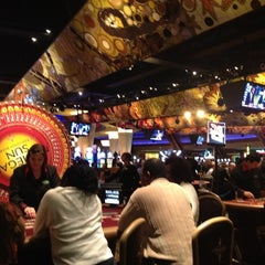 Photo taken at Mohegan Sun At Pocono Downs by Steve N. on 2/12/2012