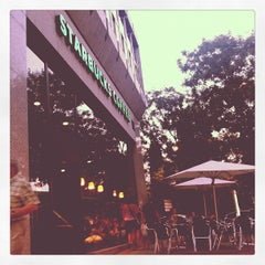 Photo taken at Starbucks Coffee by juan m. on 8/2/2012