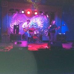 Photo taken at Visulite Theatre by Katie E. on 5/26/2012