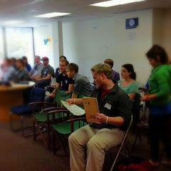Photo taken at OFA WI Madison Campus by Andy B. on 4/14/2012