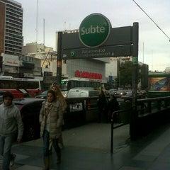 Photo taken at Cabildo y Juramento by Lautaro S. on 7/15/2012
