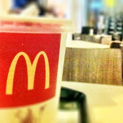 Photo taken at McDonald's by Sharmine I. on 7/7/2012
