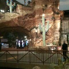Photo taken at Wild Wild West Casino by Derek M. on 6/2/2012