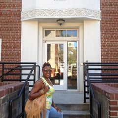 Photo taken at Clark Atlanta University by Winona A. on 7/30/2012