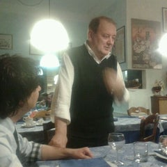 Photo taken at Lo Schiaccianoci by Valeria T. on 4/9/2012