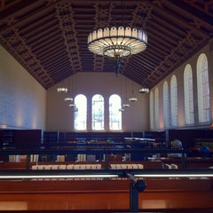 Photo taken at UCLA Powell Library by Éric D. on 7/24/2012