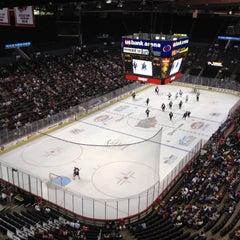 Photo taken at US Bank Arena by Carmen P. on 3/22/2012