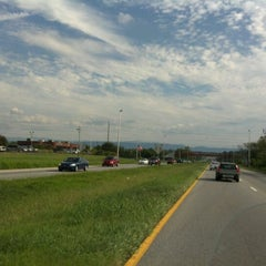 Photo taken at Alcoa Hwy by Vonia T. on 9/13/2012