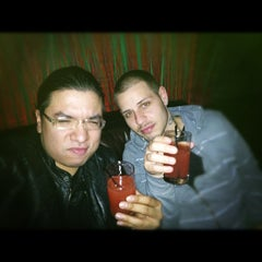 Photo taken at Lava lounge by DJ CHICO3NYC on 4/27/2012
