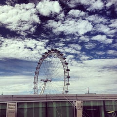 Photo taken at Southbank Centre by Kit M. on 6/26/2012