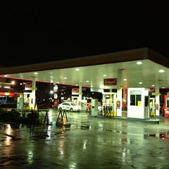 Photo taken at Shell Service Station by Nica N. on 6/17/2012