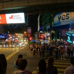 Photo taken at Bukit Bintang by Andy C. S. on 5/28/2012