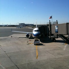 Photo taken at Gate A17 by Ant L. on 8/30/2012
