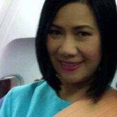 Photo taken at สายสวาทไหมไทย by Karita V. on 3/19/2012