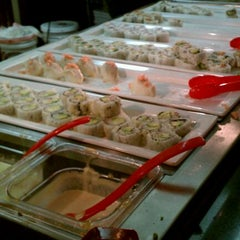 Photo taken at Hibachi Grill Buffet by Urban S. on 6/7/2012