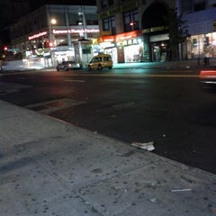 Photo taken at MTA Bus - E 125 St & Lexington Av (Bx15/M35/M60-SBS/M98/M100/M101) by Mario P. on 6/18/2012
