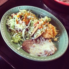 Photo taken at Tia Juana Mexican Grill by K T. on 3/1/2012