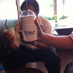 Photo taken at P&F Coffee by Whoson O. on 5/30/2012