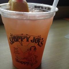 Photo taken at Sloppy Joe's by Laura H. on 8/25/2012