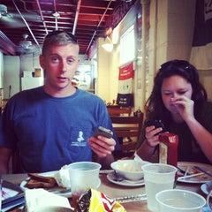 Photo taken at Blackstone's Cafe by Mitch B. on 5/6/2012