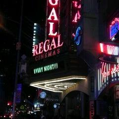 Photo taken at Regal Cinemas E-Walk 13 & RPX by Cheavor D. on 2/22/2012