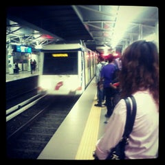 Photo taken at RapidKL Hang Tuah (ST3) LRT Station by Adam B. on 6/8/2012