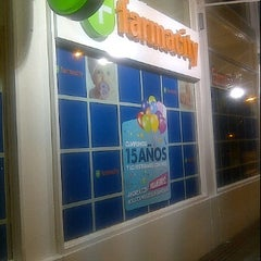 Photo taken at Farmacity by Fernando A. on 8/3/2012