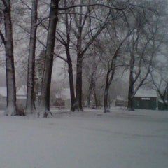 Photo taken at Mohican Park by James S. on 2/14/2012