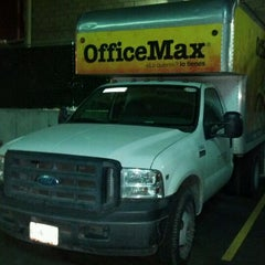 Photo taken at OfficeMax by JORGE N. on 4/29/2012