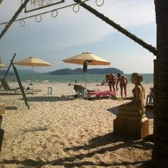 Photo taken at Bistro@Garden Beach Resort by Adah B. on 2/22/2012