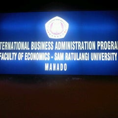 Photo taken at International Business Administration (IBA) by Melisa R. on 6/21/2012