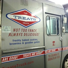 Photo taken at The Treats Truck by Kevin L. on 2/16/2012