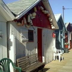 Photo taken at Canandaigua City Pier by Debi B. on 8/7/2012
