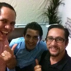 "Photo taken at Prosantana Recording Studio, Creative Gallery by Carlos ""Charlie"" S. on 2/17/2012"