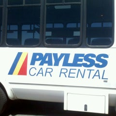 Photo taken at Payless Car Rental by Sarah W. on 4/30/2012