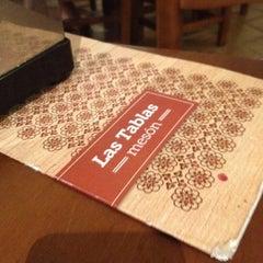 Photo taken at Las Tablas by Francisco J. L. on 5/24/2012