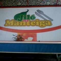 Photo taken at Jiló na Manteiga by Jonathan M. on 8/27/2012