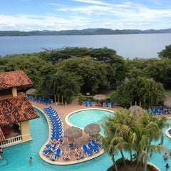 Photo taken at Hotel Allegro Papagayo by Michael S. on 6/29/2012