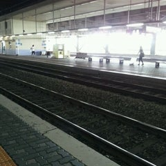 Photo taken at 수원역 (Suwon Stn.) by Adelaide on 5/17/2012