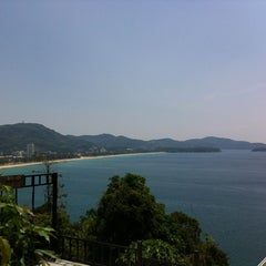Photo taken at Secret Cliff Resort And Restaurant Phuket by Yvon N. on 2/22/2012
